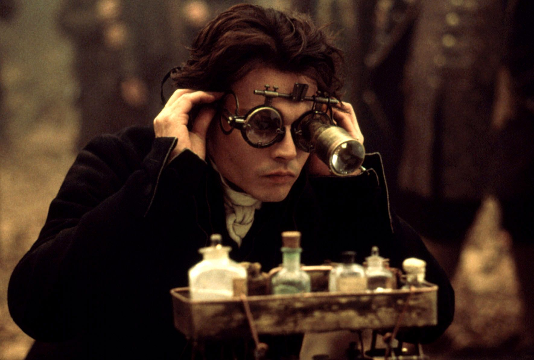 Sleepy Hollow - 1999 Academy Awards -  Rick Heinrichs(Art Director) -  Peter Young (Set Decorator)