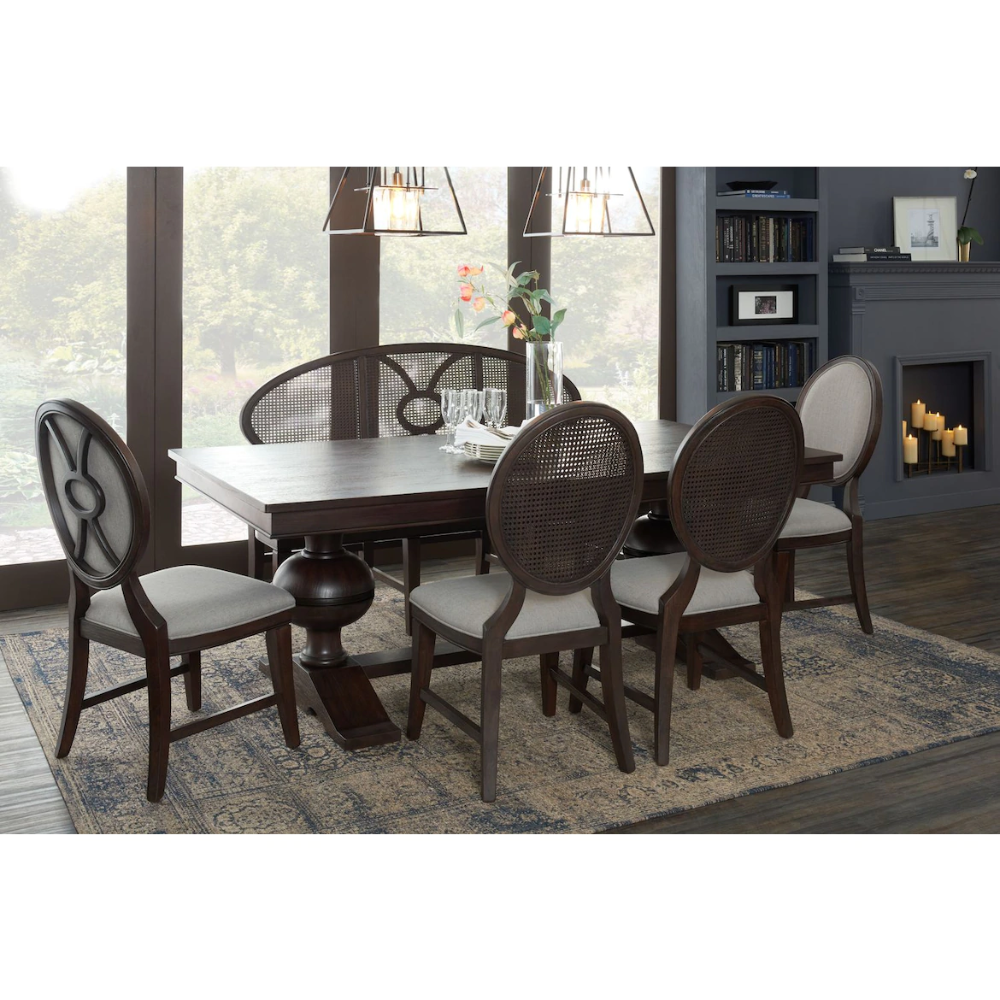 Wilder Rectangular Dining Table Value City Furniture Transitional Dining Sets Rectangular Dining Table
