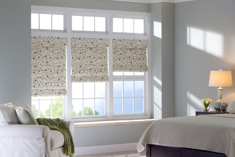 roman shades for windows