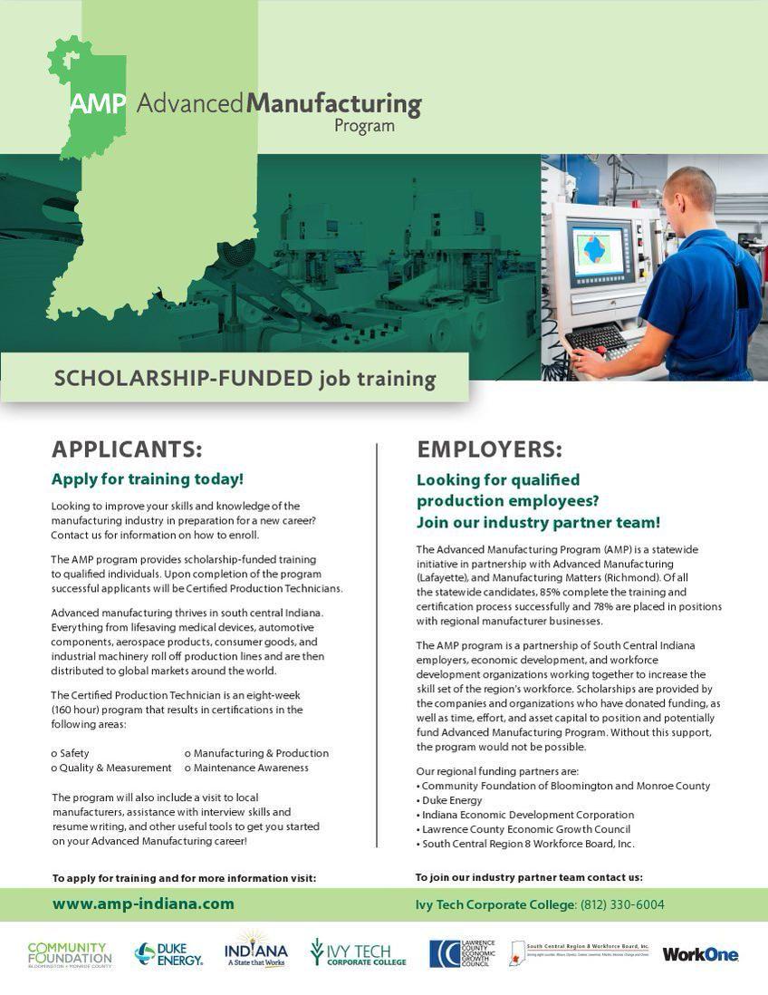 Ivy Tech (IvyTechCC) Twitter Scholarships, Job