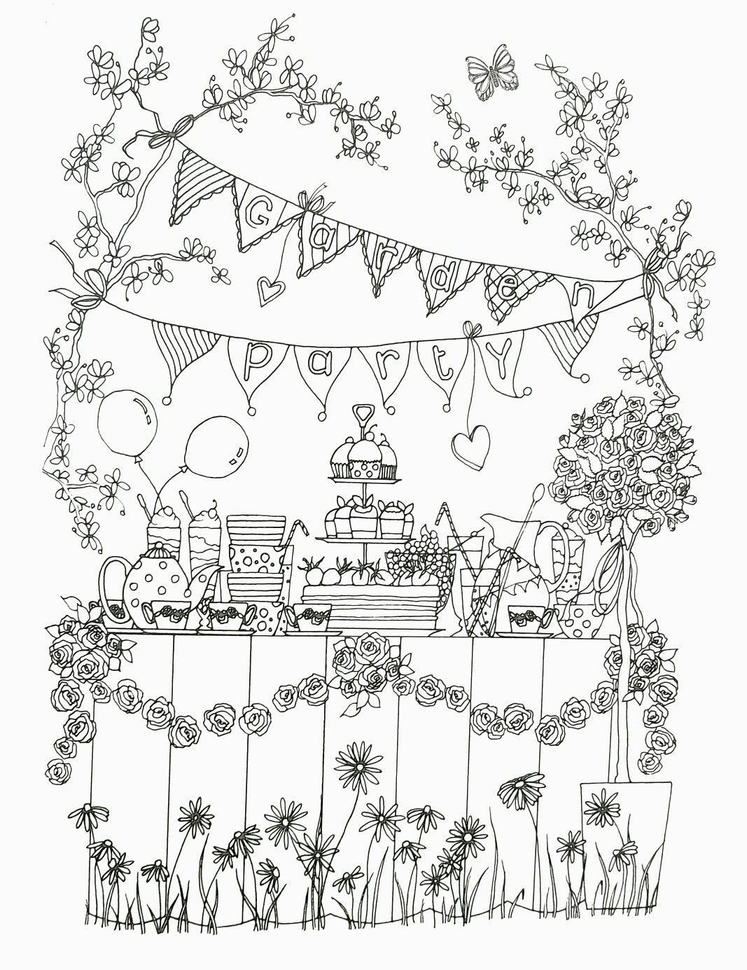 Creative Haven Coloring Books Beautiful A Page From The
