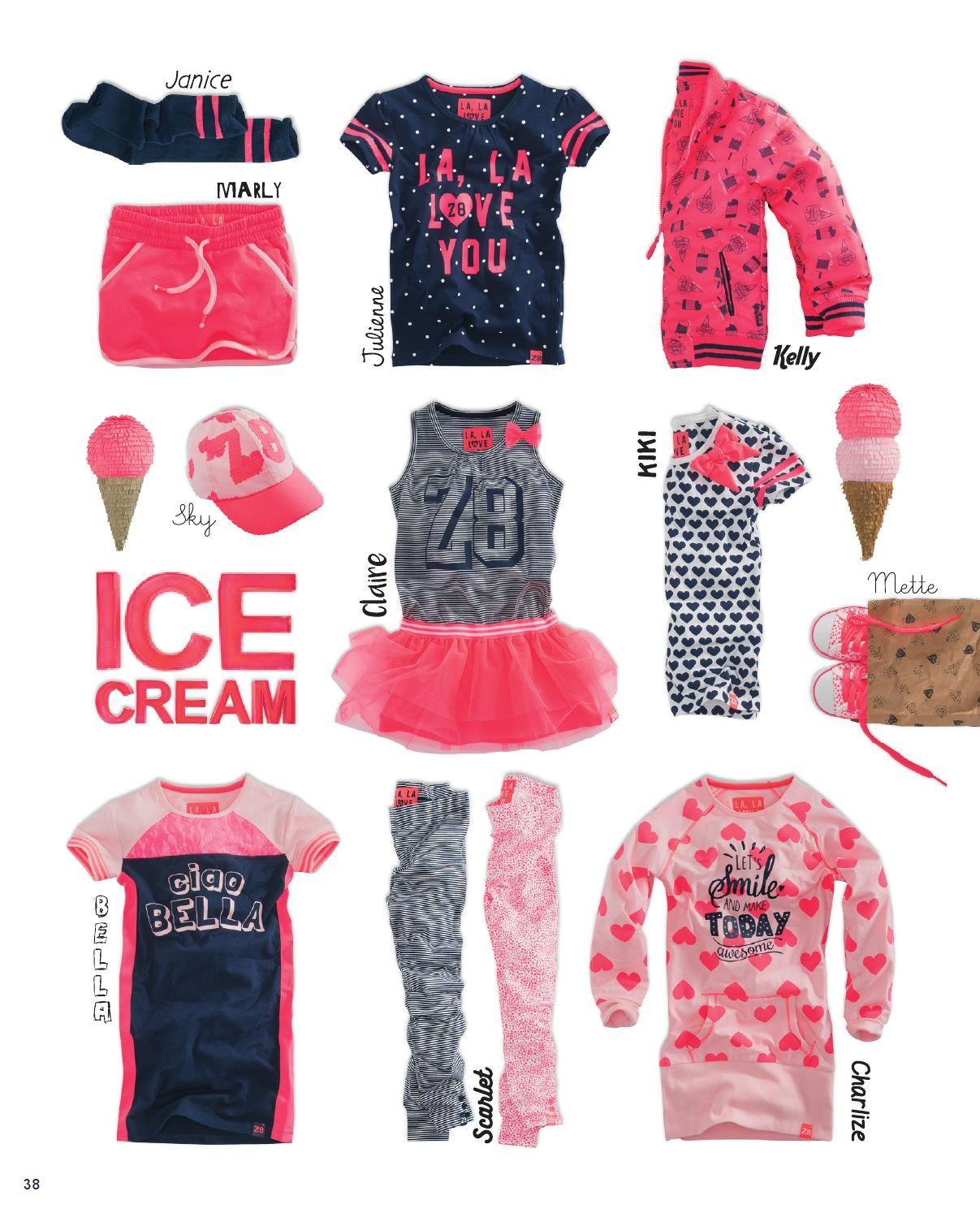 555ef5aefbca70 Z8 magazine summer 2016   Z8 zomer 2016 - Babykleding, Meisjes en ...