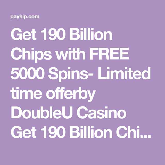 Free Robux Generator No Survey No Download Working Payhip Pin On Free Chips Doubledown Casino
