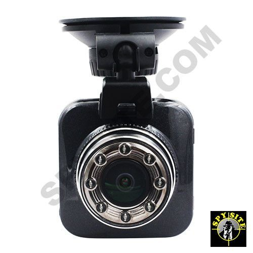 HD Wide Angle Dash Camera with Night Vision