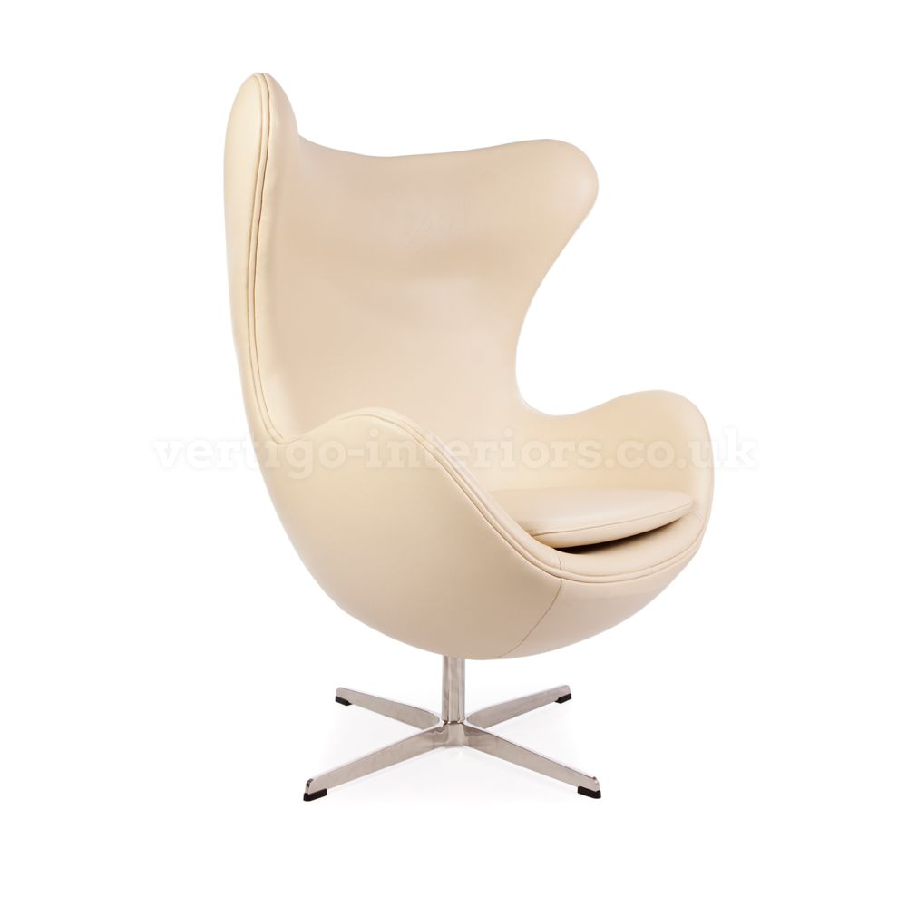 Arne jacobsen egg chair leather - Arne Jacobsen Egg Chair