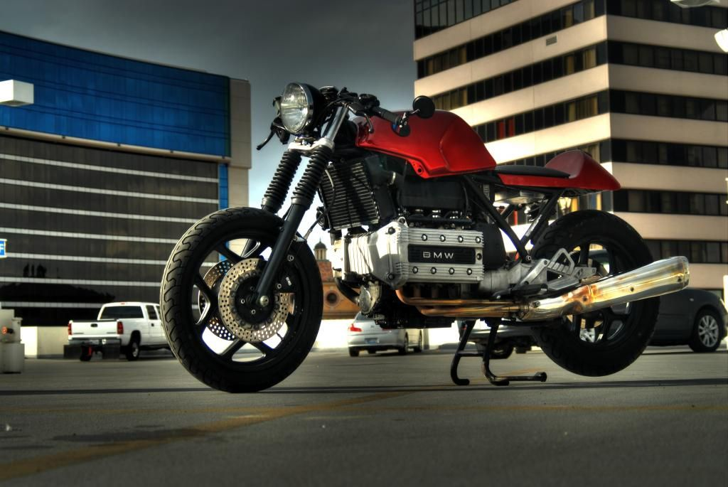 Bmw K100rs Cafe Racer For Sale In Reno Nevada Us Shaft Drive