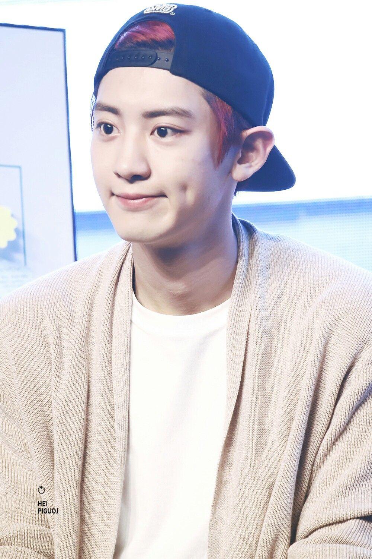Aww your smile   #chanyeol #exo