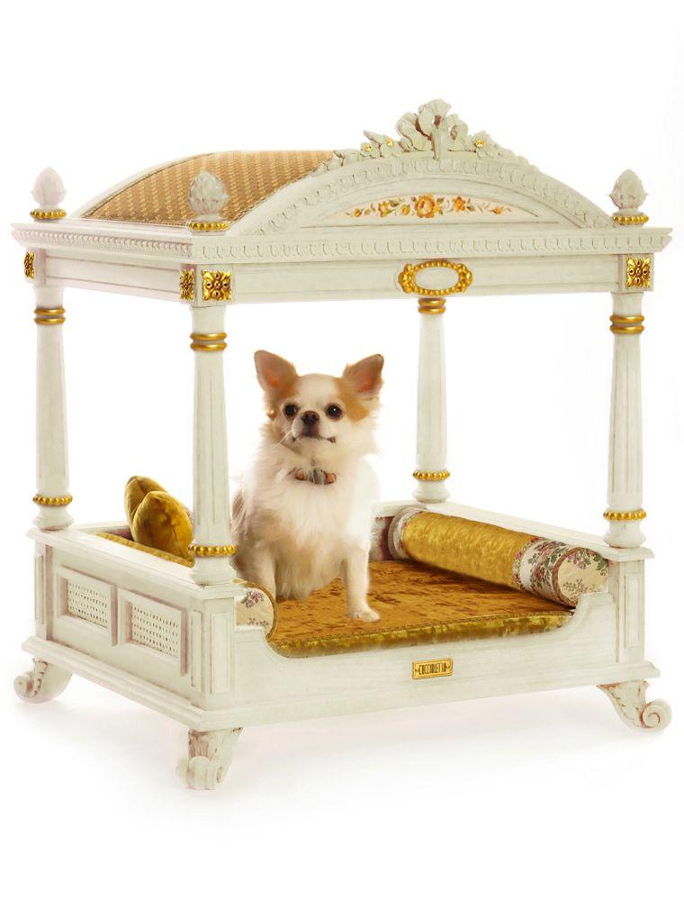 A Stunning Bespoke Handmade Luxury Pet Bed Pet Beds Handmade Dog Beds Luxury Pet