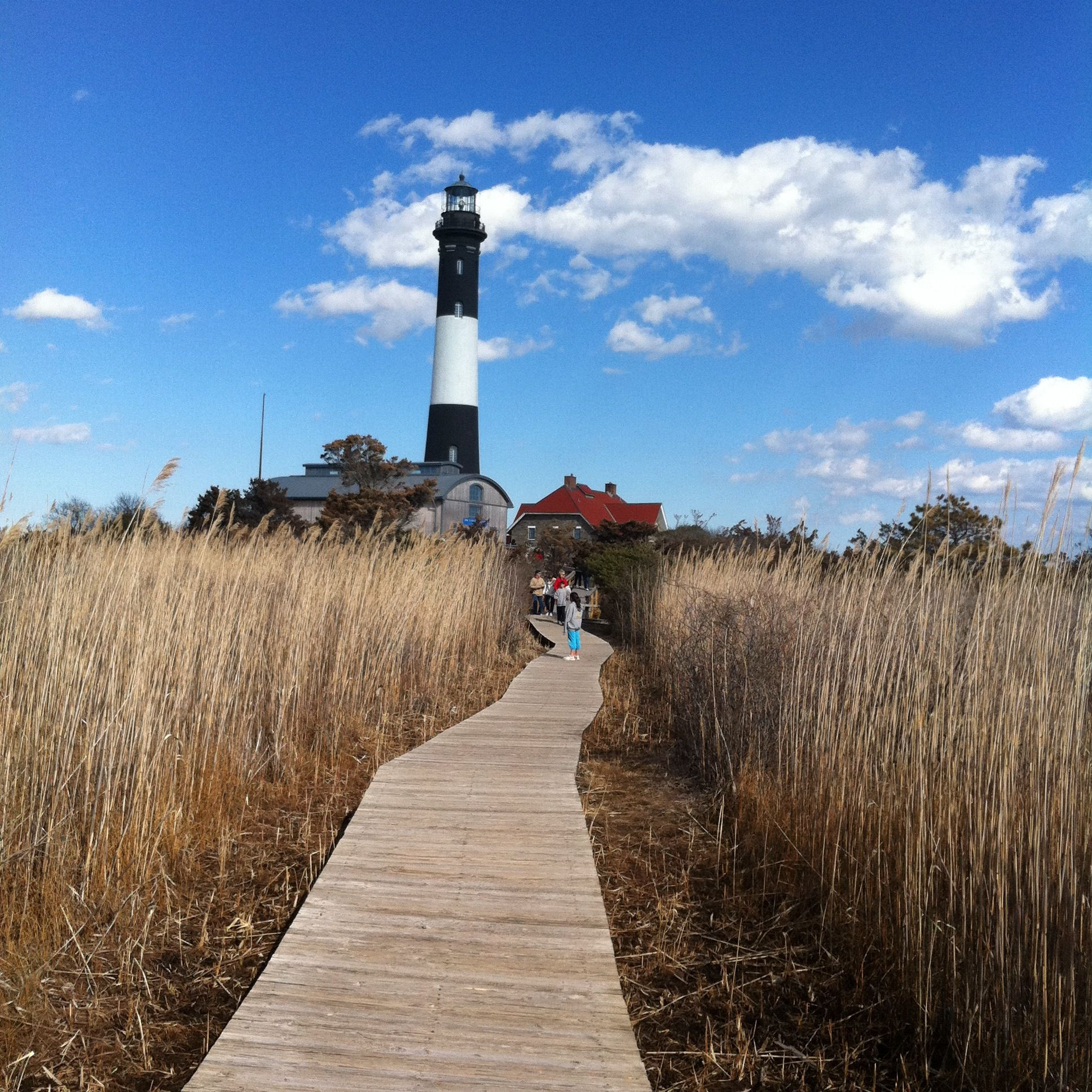 Fire Island Ny: Fire Island Lighthouse - Long Island, NY