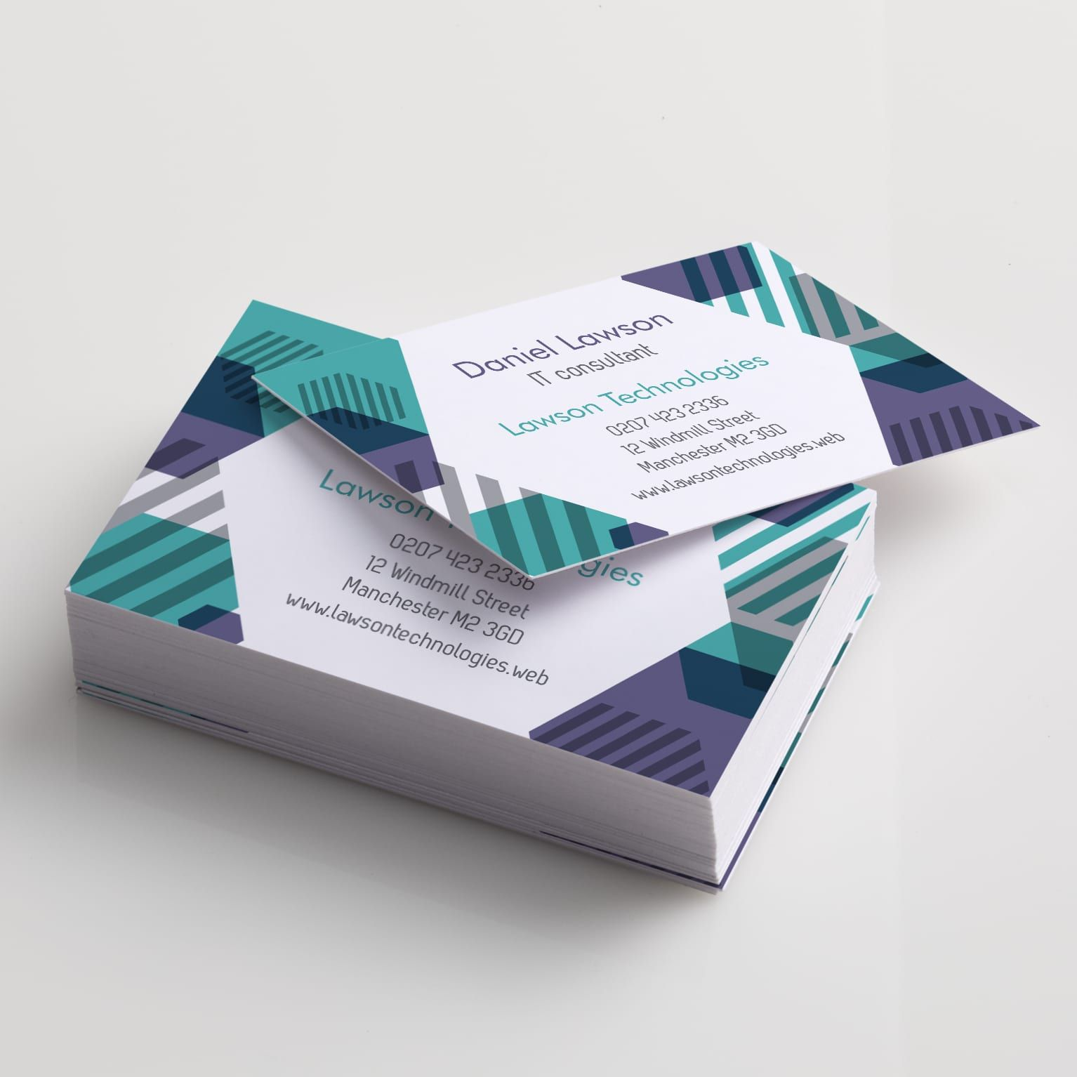 Business Card For Real Business Business Card Maker Printing Business Cards Vistaprint Business Cards