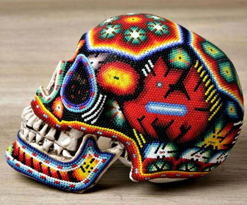 Skull Art: 20 creative and crazy examples