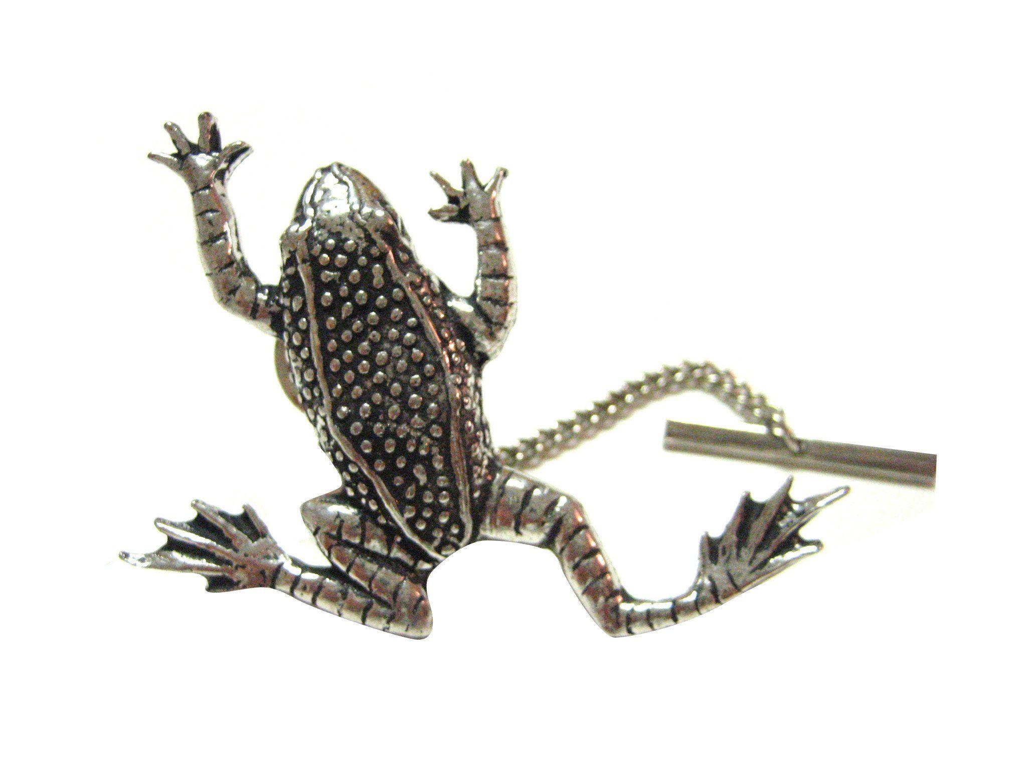 Frog Toad Tie Tack