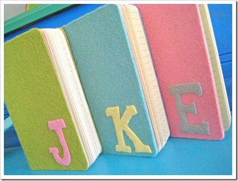 7 Ideas Para Decorar Los Cuadernos Para El Colegio Tapa De Cuaderno Manualidades Cuadernos Creativos