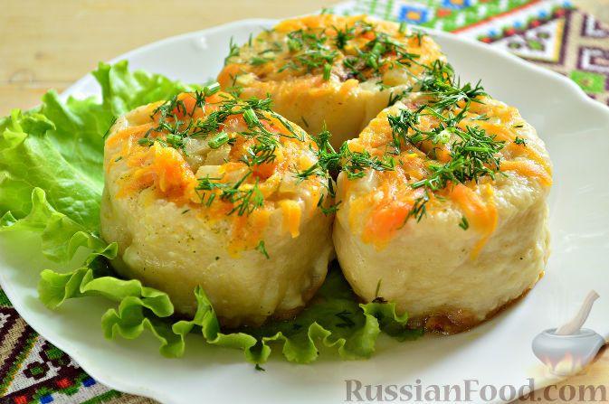 Рецепт Штрумбы, cостав: фарш мясной (свино-говяжий ...