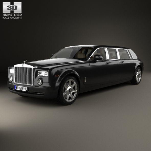 Rolls-Royce Phantom Mutec With HQ Interior 2012 #Phantom