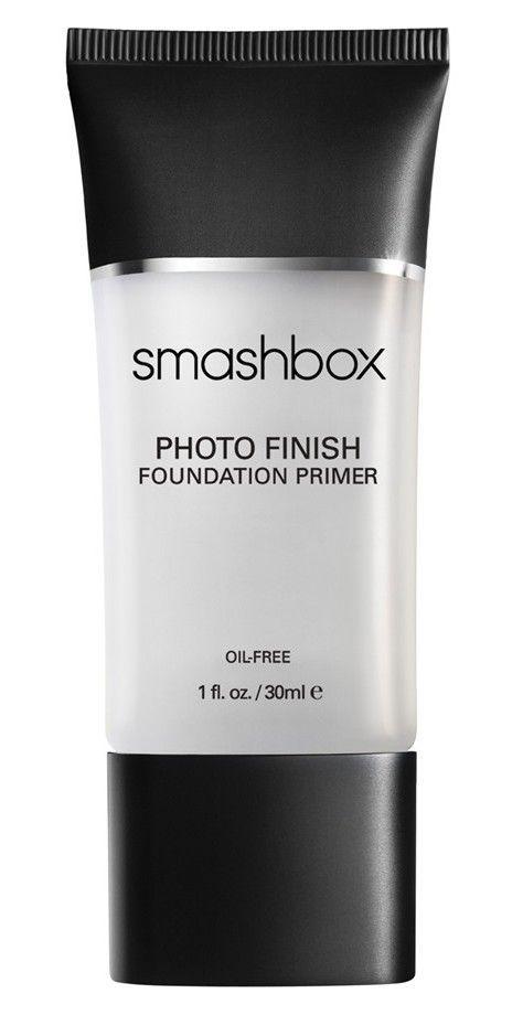 Smashbox Photo Finish Foundation Primer Makeup Artist Tips Foundation Primer Best Foundation Primer