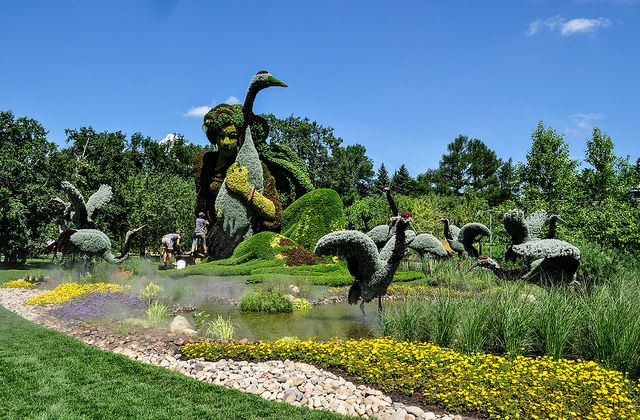 Montreal International Mosaicultures 2013 in Montreal Botanical ...