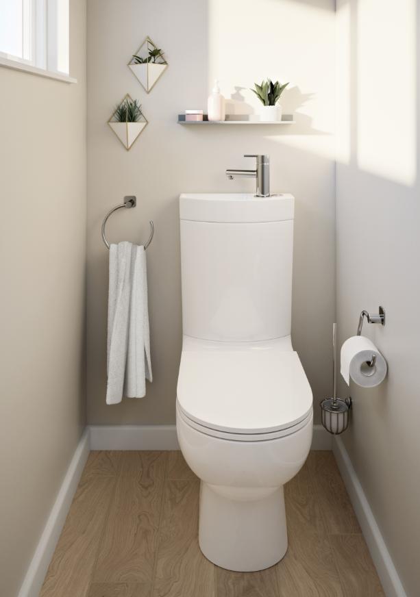 Super Pratique Le Wc Avec Lave Mains Integre Lorsque Vous N Avez Pas D Arrivee D Eau Ou Devacuation Au Bon Endroit Lave Main Lave Main Toilette Lave Main Wc