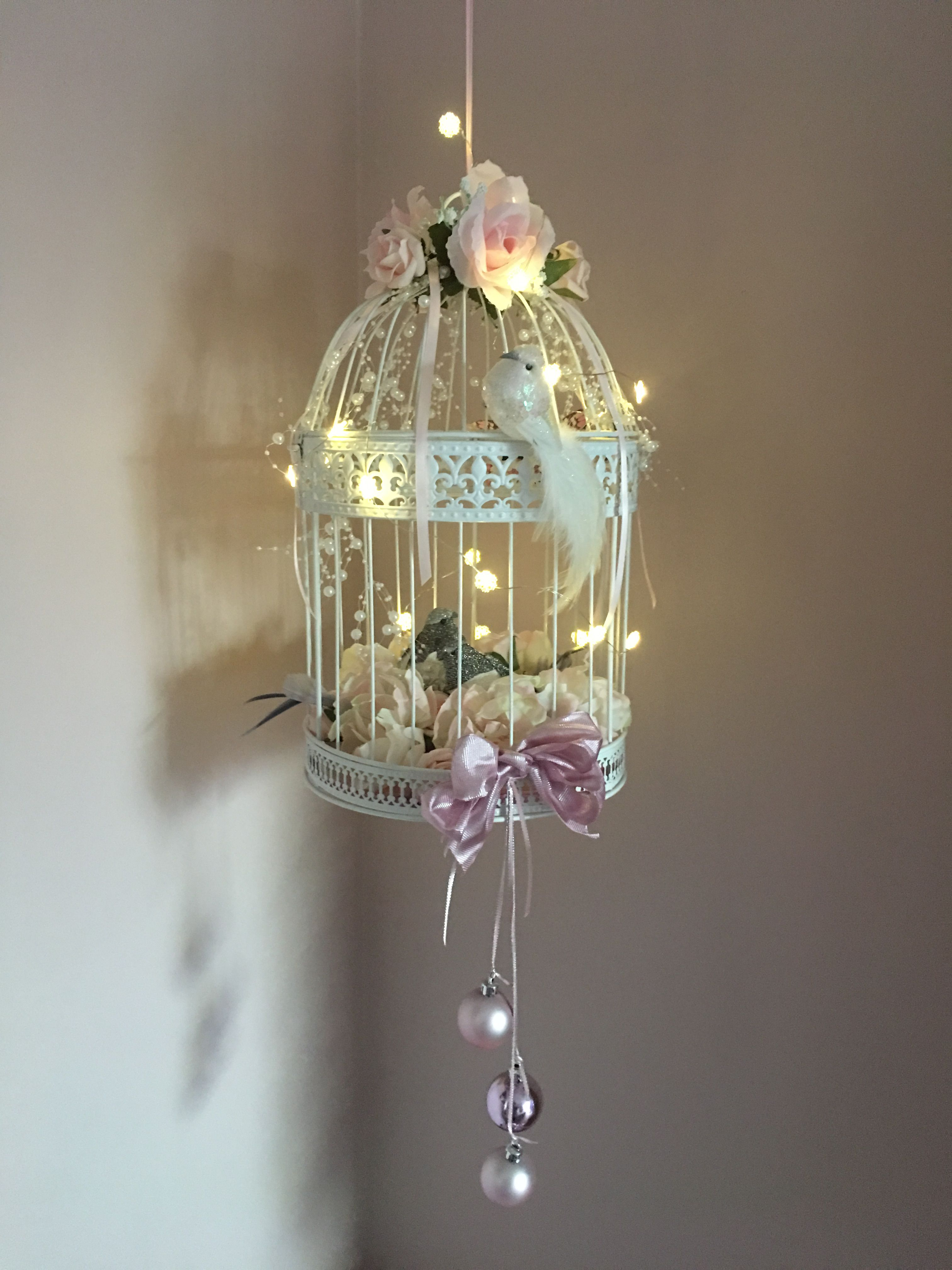 34+ Decorating a birdcage with lights trends