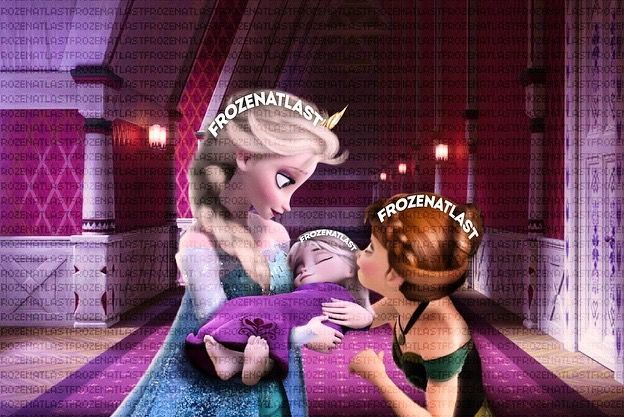 Aww If I had a baby that would totally be anna