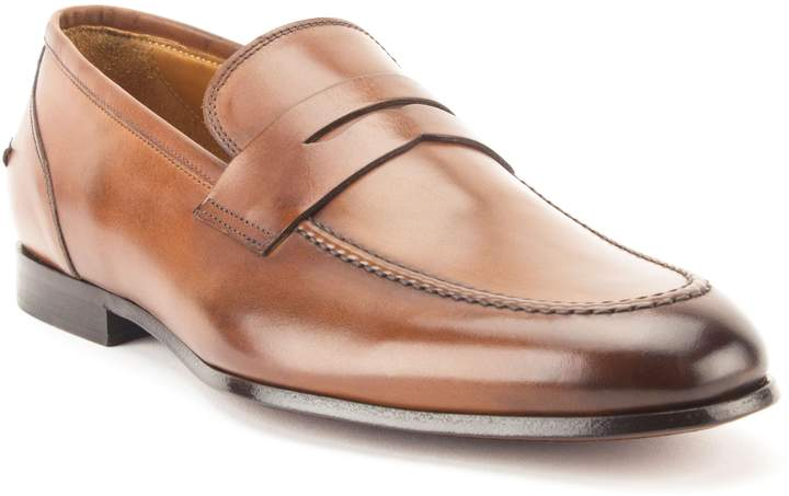 1f40d895eb5 Gordon Rush Coleman Apron Toe Penny Loafer