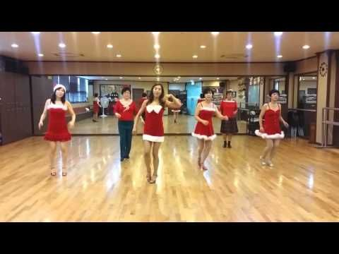 Silver Bells of Christmas(Easy Intermediate waltz) - YouTube   Line dancing, Country line ...