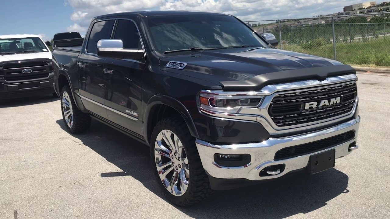 Latest Dodge Ram 2019 Ram Limited 1500 On 35 S And 24 Inch Wheels 68784 Wakefield Ne March 2018 This Is Our New Build Dodge Trucks Ram Dodge Trucks Ram