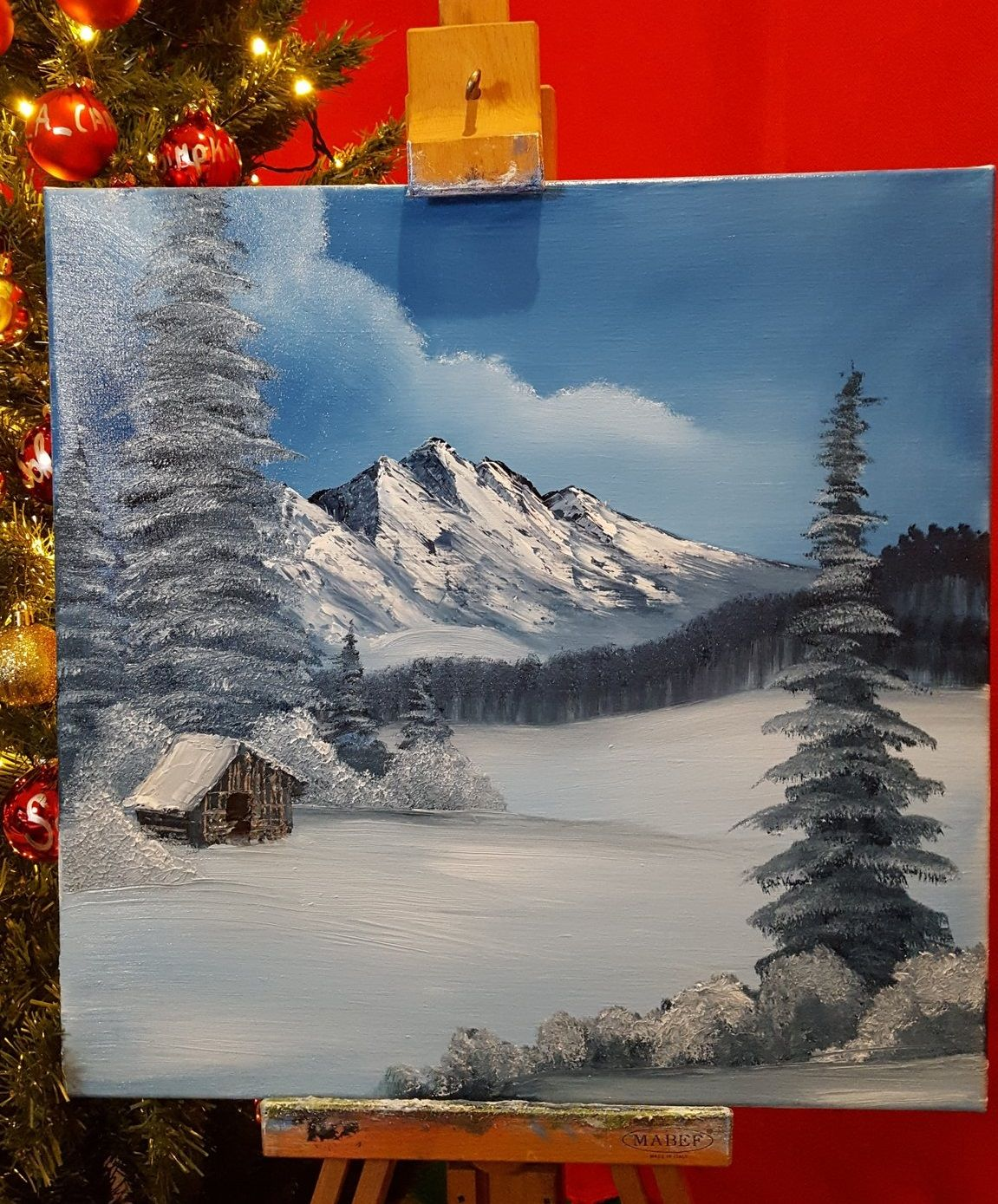 How Much Do Bob Ross Paintings Sell For : paintings, BobRoss, Landscape, Perfect, Winter, (Season, Episode