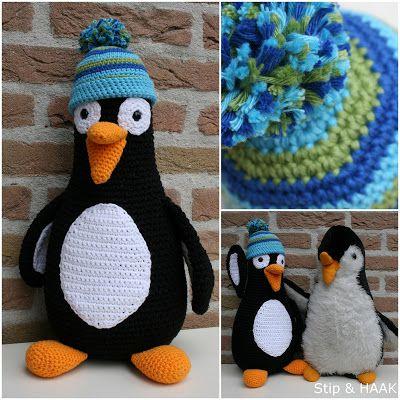 Stip & HAAK: Pinguïn