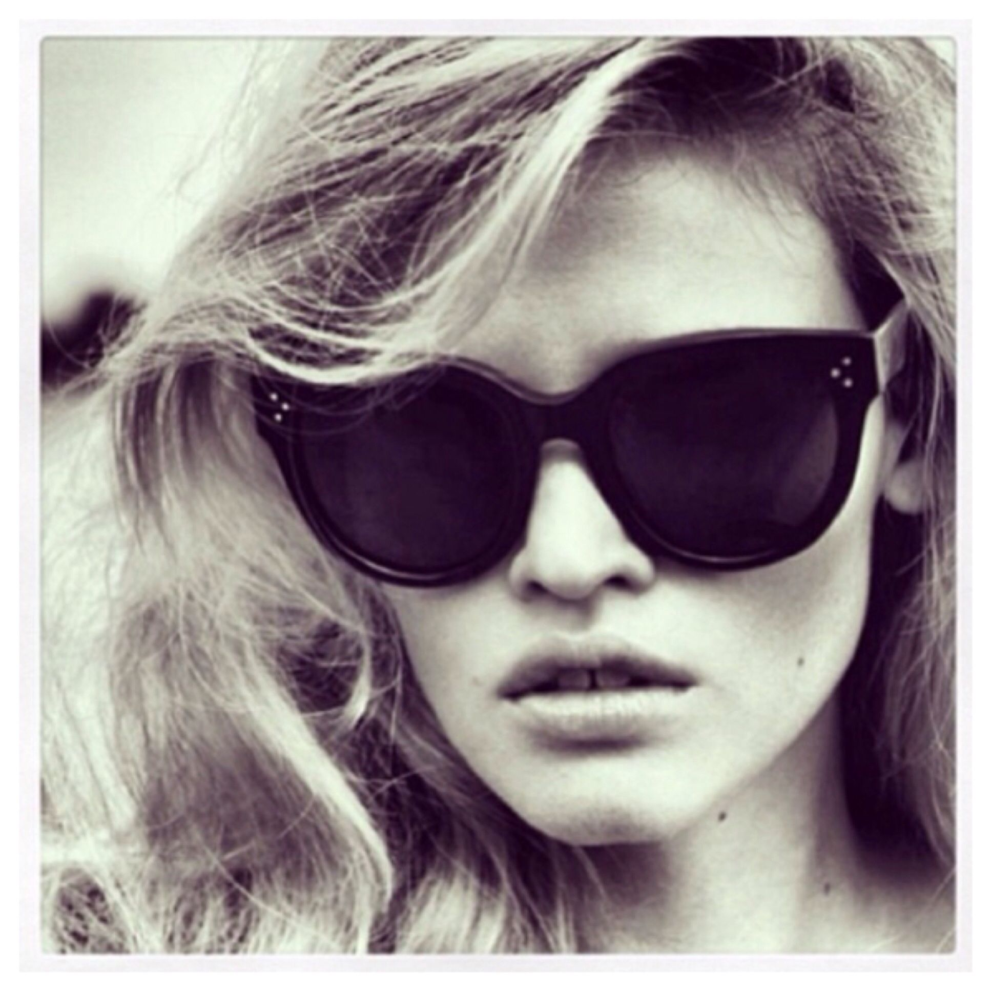 02d2d4a90a5 Celine 'Audrey' sunglasses <3 | Most wanted | Ray ban sunglasses ...