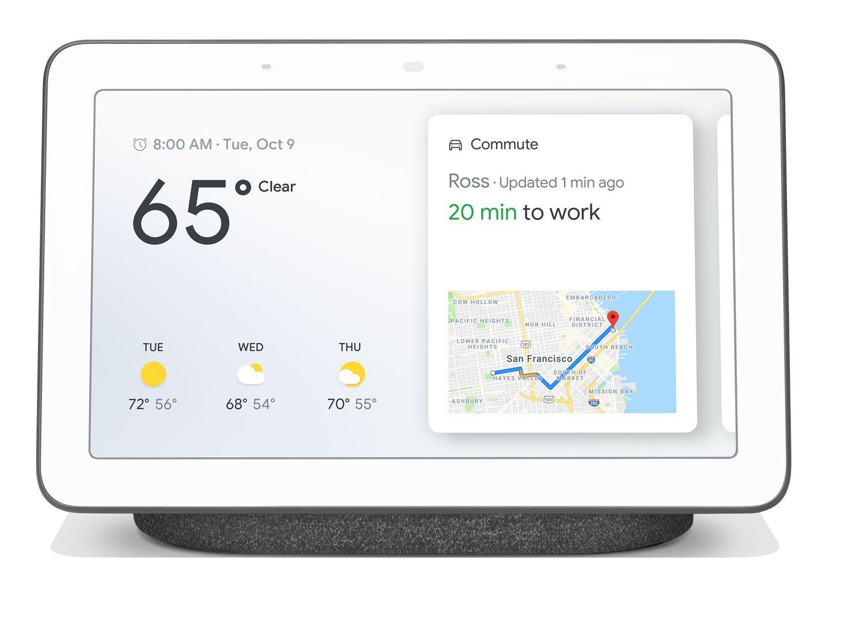 Google Charcoal Nest Hub