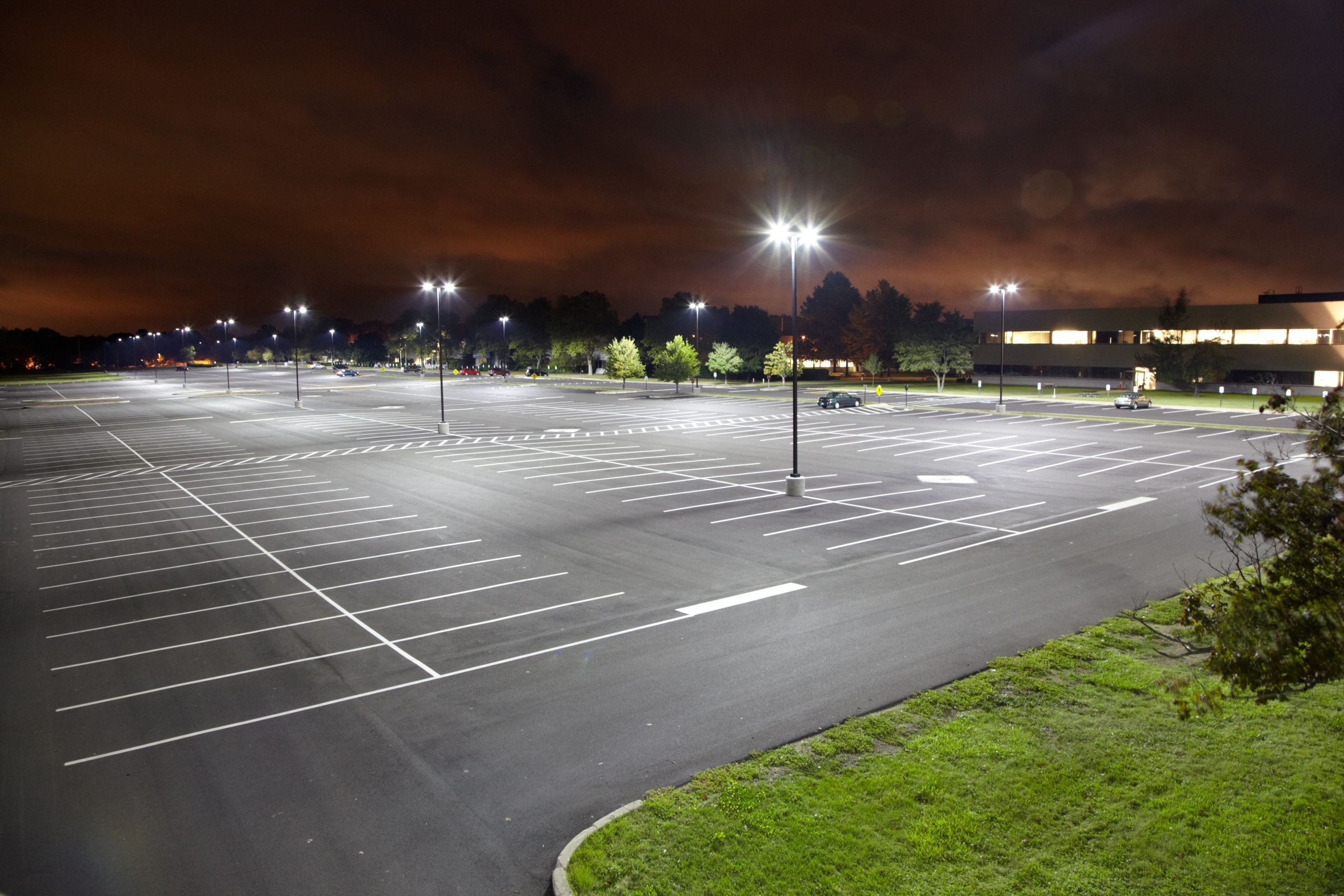Electrical Wiring For Lights In Parking Lot - Free Car Wiring Diagrams •