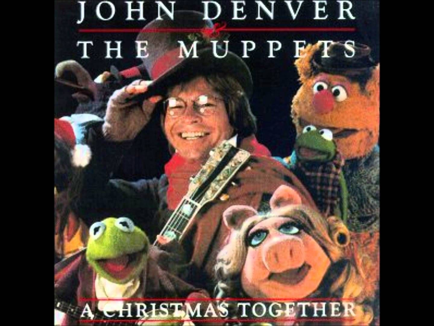 john denver the muppets a christmas together