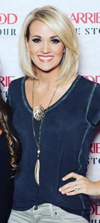 Carrie Underwood Hair In 2018 Hair Styles Hair Hair Cuts