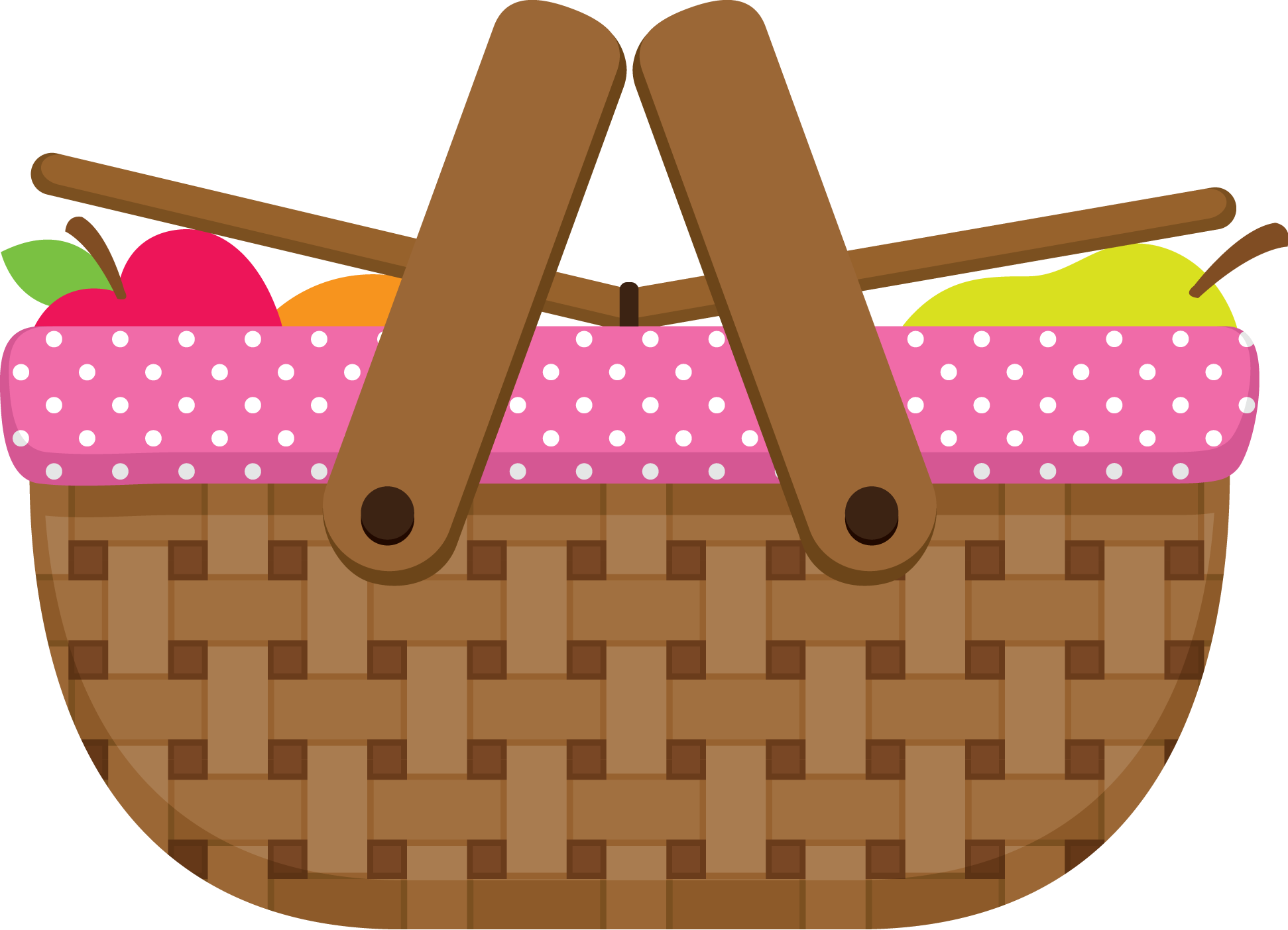 spring picnic clipart - photo #11