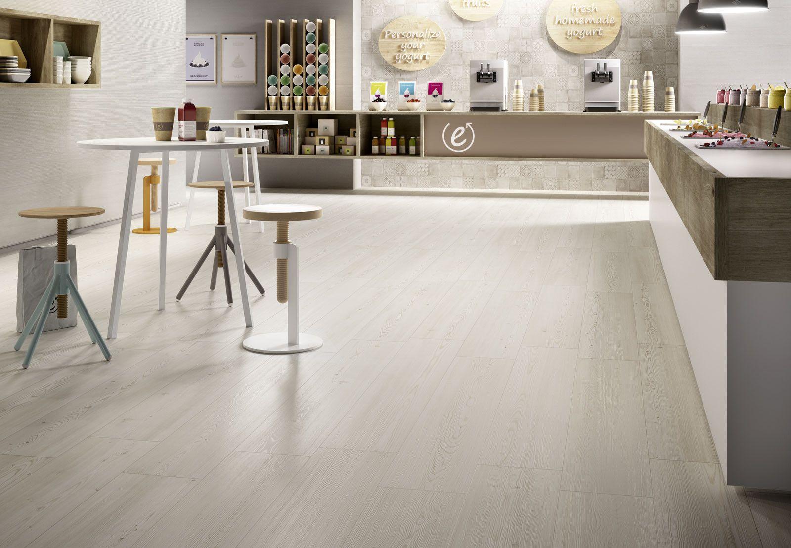 Küche Holzoptik | Marazzi Treverktrend Larice Perla 25x150 Cm Mmj9 Feinsteinzeug