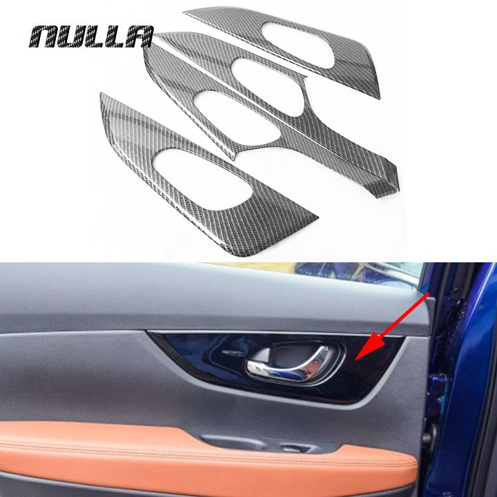 Interior Design Nissan X Trail: NULLA Car Sticker Accessories For Nissan Xtrail X Trail X