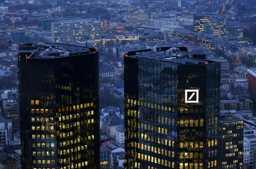Deutsche Bank plans new bonus system for senior staff