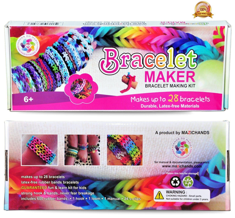 Bracelet maker mazichands