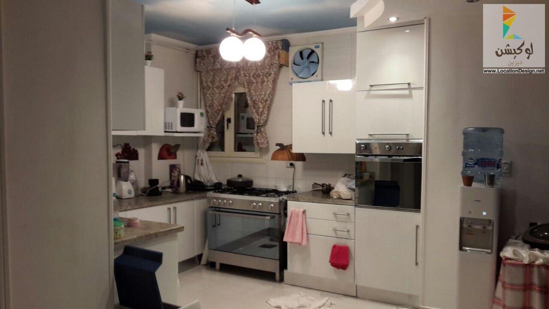 احدث ديكورات مطابخ صغيرة 2017 2018 تجعل ديكور المطبخ اكثر اتساعا لوكشين ديزين نت Kitchen Kitchen Cabinets Decor