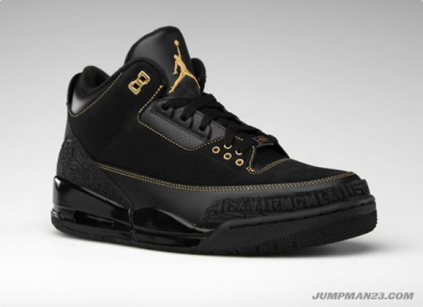 Air Jordan 3 Bhm Films 2011