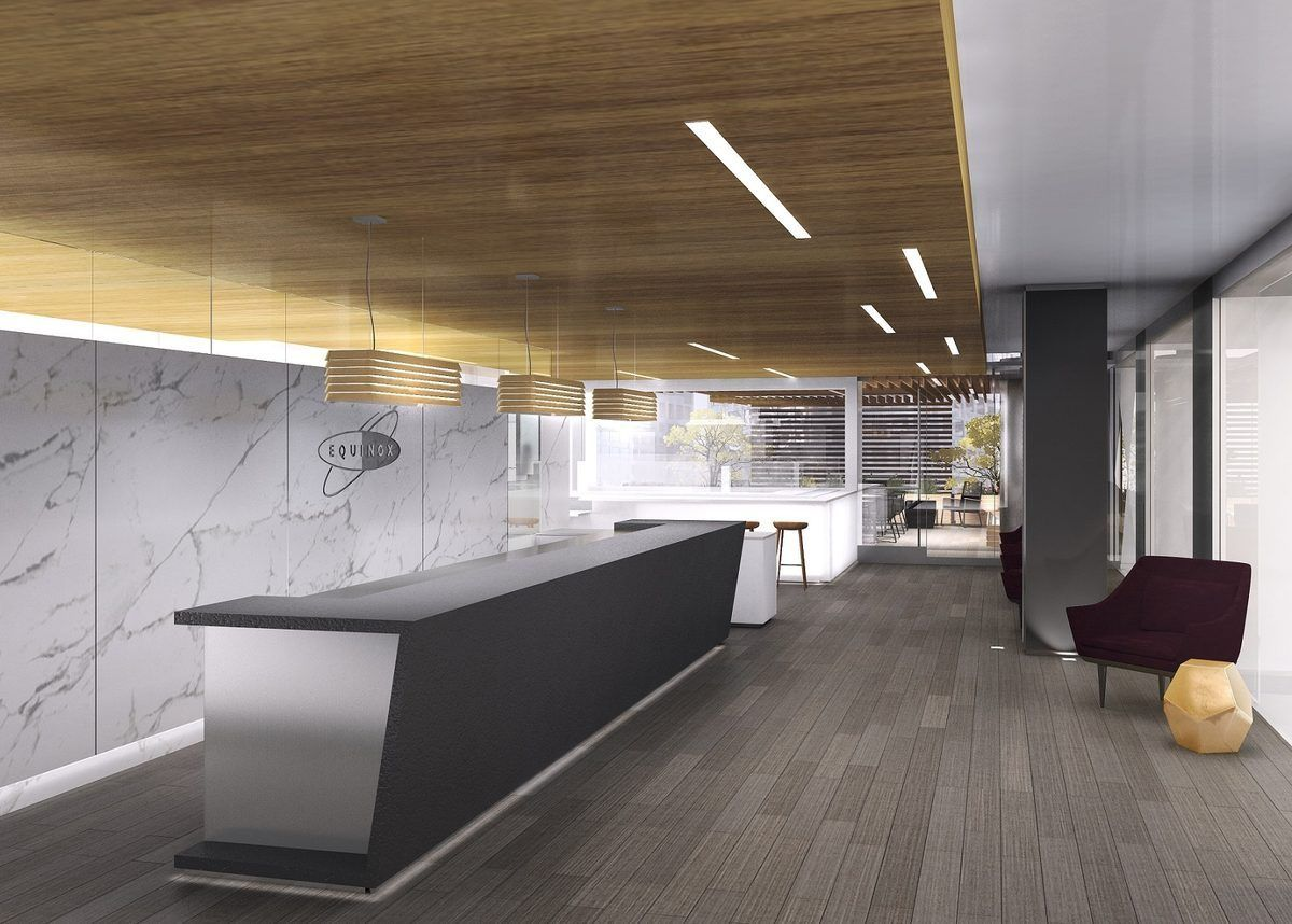 Equinox racked la gym design modern luxury interior
