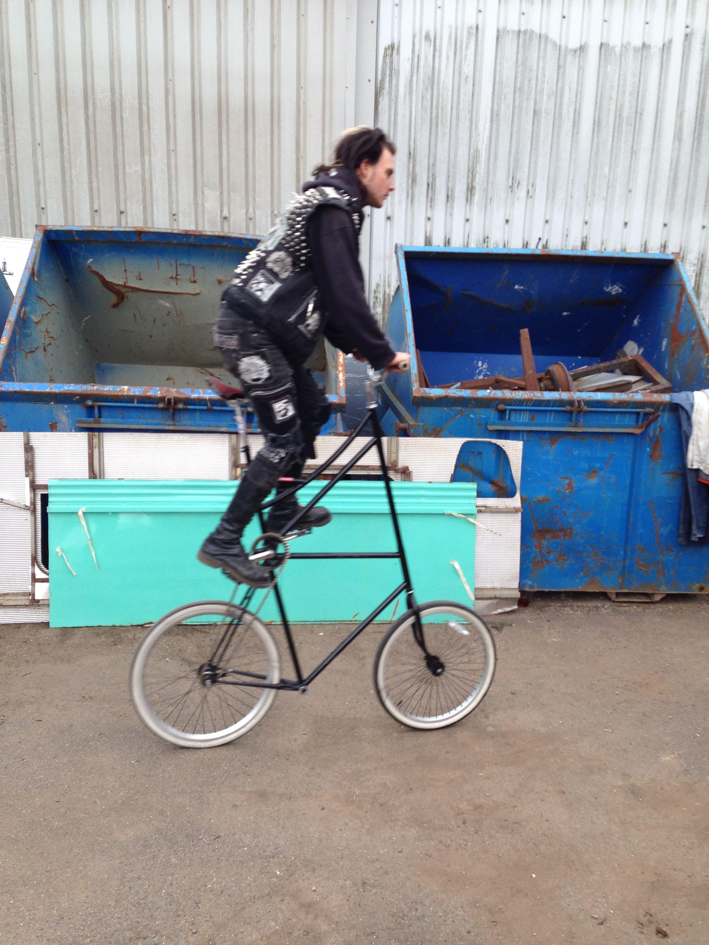 Tall bike Baby strollers