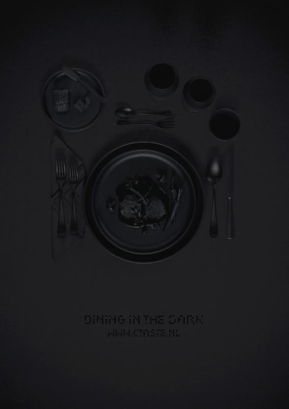 Ctaste: Dining in the dark