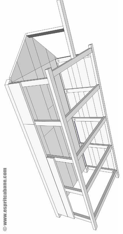 Bibliotheque Give Box En Palette Rangement En Palette Diy Meubles De Jardin Et Palette Deco