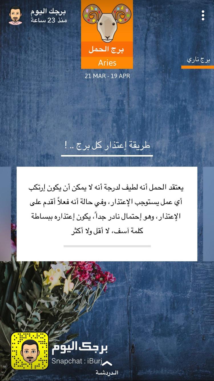 Pin By Samyah On عالم الأبراج