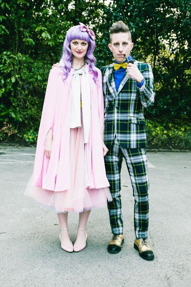Colourful british wedding_ Madina Lake (21)