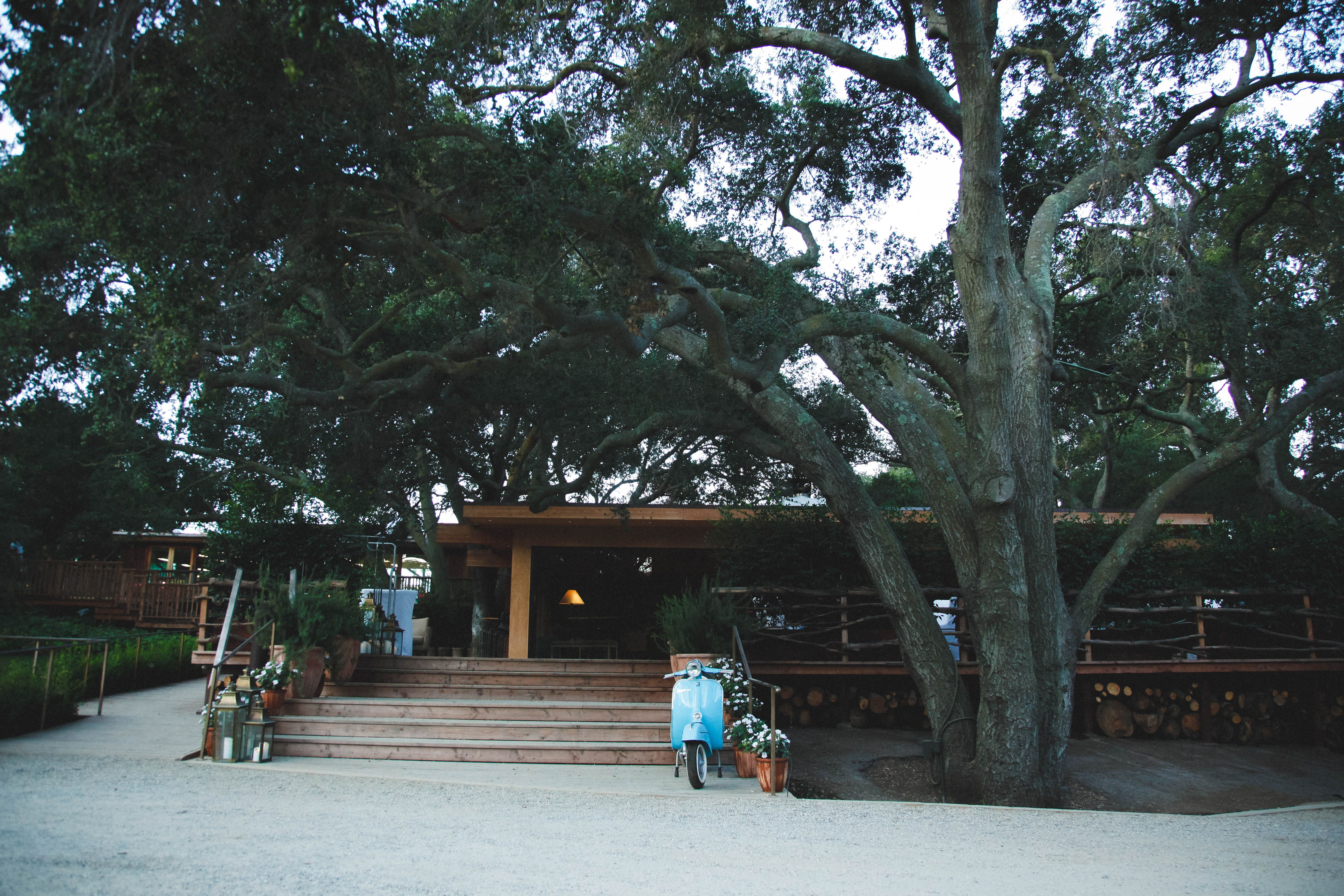 Main Lobby Entrance To Calamigos Guest Ranch And Beach Club