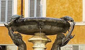 """Résultat de recherche d'images pour """"la fontaine aux tortues rome"""""""