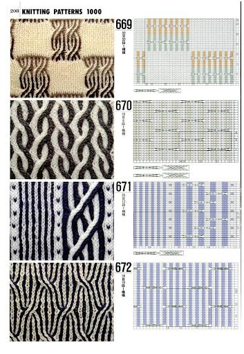 Knitting patterns book 1000_NV7183 - rejane camarda - Picasa